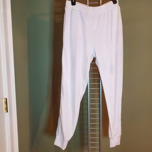 Fila Men's Strech Velour Slim Jogger Size Small